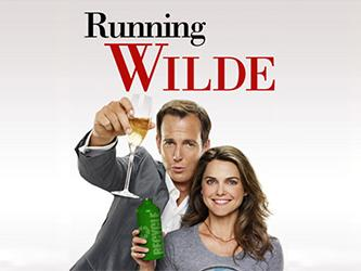 Running Wilde tv show photo