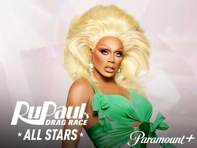 Rupaul's All Stars Drag Race tv show photo