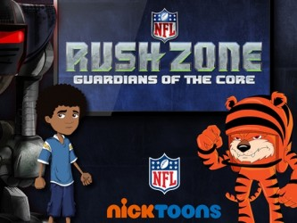 Rush Zone: Guardians of the Core