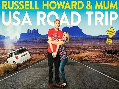Russell Howard & Mum