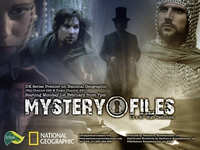 Russia's Mystery Files (UK)