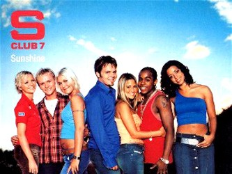 S Club 7 (UK) tv show photo