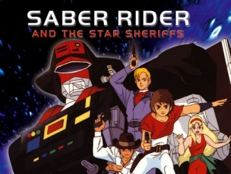 Saber Rider and the Star Sheriffs (Dubbed)
