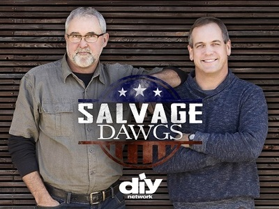 Salvage Dawgs tv show photo