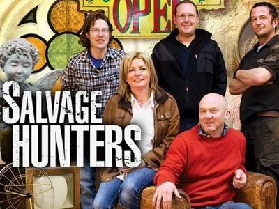 Salvage Hunters (UK)