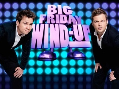 Sam & Mark's Big Friday Wind-Up (UK) tv show photo