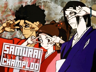 Samurai Champloo tv show photo
