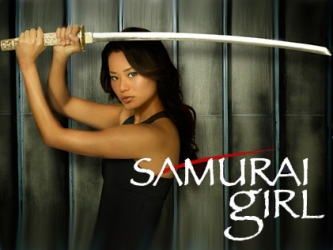 Samurai Girl tv show photo