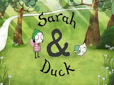 Sarah And Duck (UK)