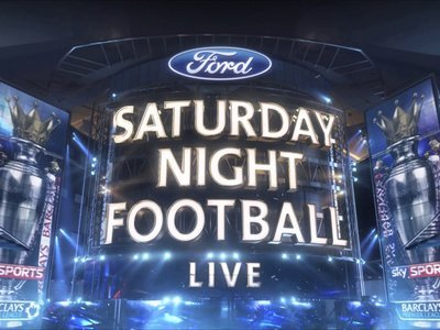 Saturday Night Football Live (UK)