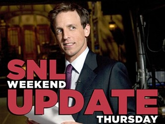 Saturday Night Live Weekend Update Thursday tv show photo