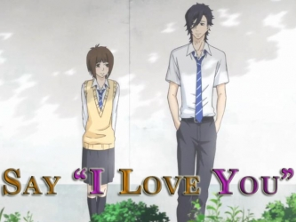 "Say ""I Love You"" tv show photo"