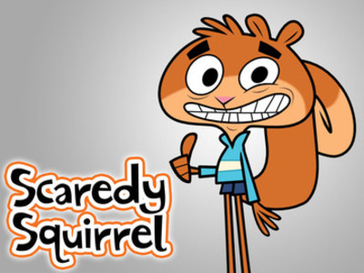 Scaredy Squirrel (CA)