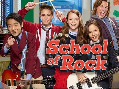 School of Rock tv show photo