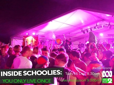 Schoolies: You Only Live Once (AU)