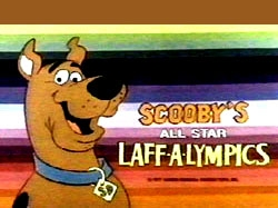 Scooby's All Star Laff-A-Lympics tv show photo