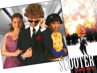 Scooter: Secret Agent (AU)