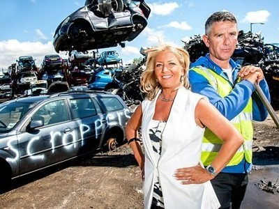 Scrappers (UK) tv show photo