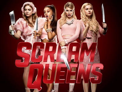 Scream Queens (2015) tv show photo