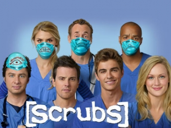 Scrubs tv show photo