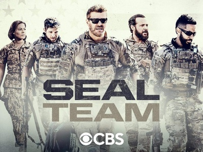 Seal Team tv show photo