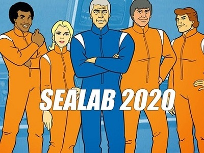 Sealab 2020 tv show photo