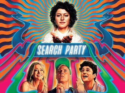 Search Party (2016)