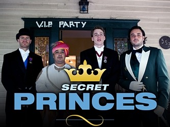 Secret Princes tv show photo