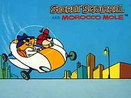 Secret Squirrel Show