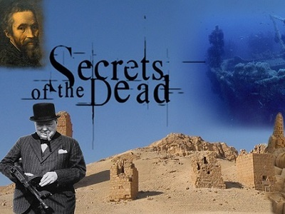 Secrets of the Dead tv show photo