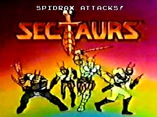 Sectaurs tv show photo