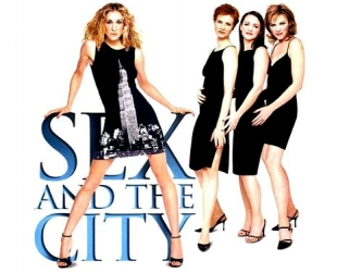 Sex and the City tv show photo