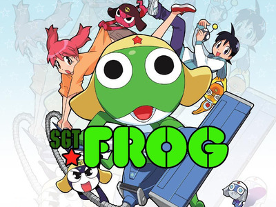 Sgt. Frog tv show photo