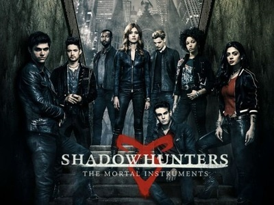 Shadowhunters tv show photo