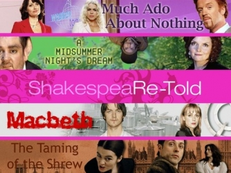 ShakespeaRe-Told (UK) tv show photo