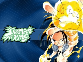 Shaman King (Dubbed) tv show photo