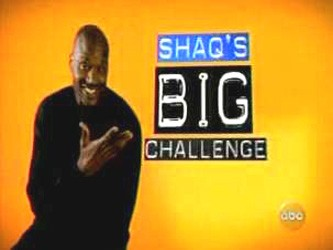 Shaq's Big Challenge tv show photo
