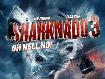 Sharknado 3: Oh Hell No! tv show photo