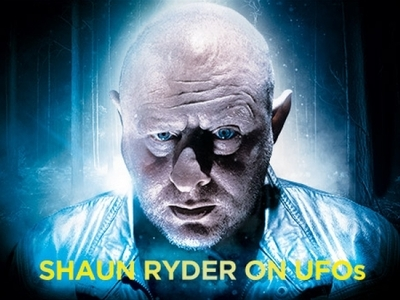 Shaun Ryder on UFOs (UK)