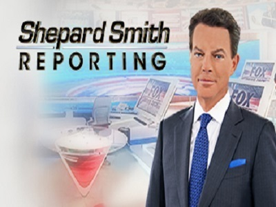 Shepard Smith Reporting tv show photo