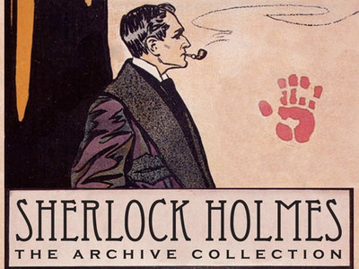 Sherlock Holmes: The Archive Collection tv show photo
