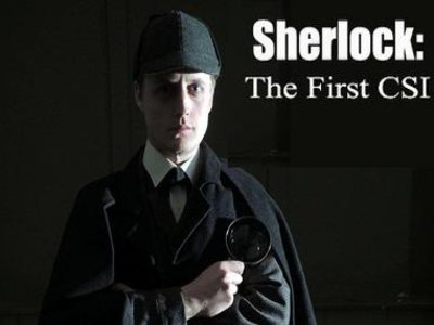 Sherlock: The First CSI (UK) tv show photo