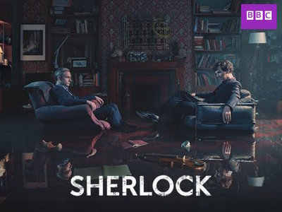 Sherlock (UK) tv show photo