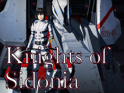 Knights of Sidonia tv show photo