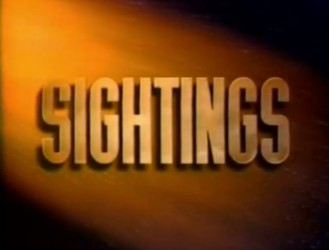 Sightings tv show photo