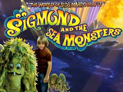 Sigmund and the Sea Monsters tv show photo