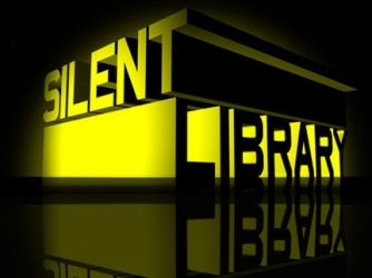 Silent Library tv show photo