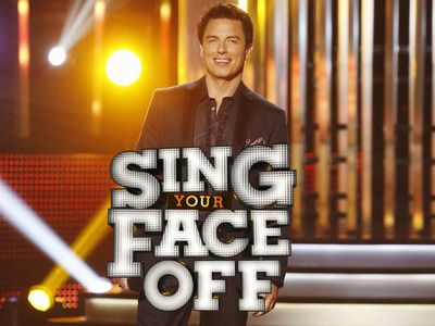 Sing Your Face Off tv show photo