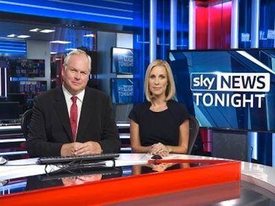 Sky News Tonight (UK)
