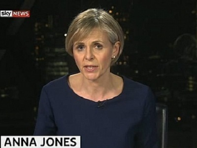 Sky News with Anna Jones (UK)